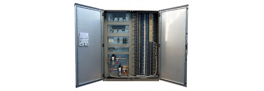Pneumatic Control Cabinets And Panels