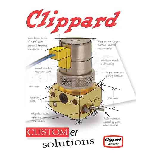 Clippard Custom Solutions Brochure