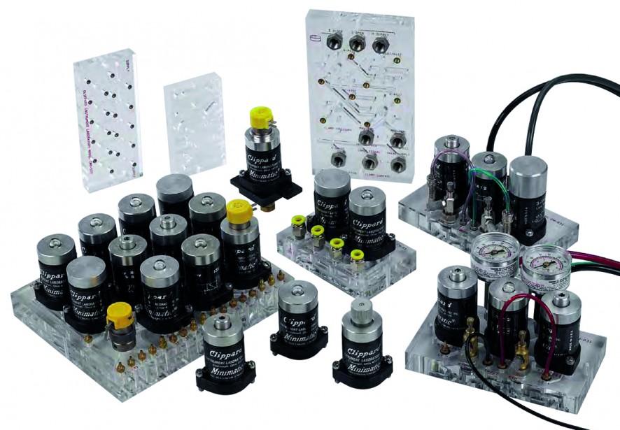 Clippard Modular Valves